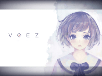 VOEZ – version 1.10 – Nine New Songs