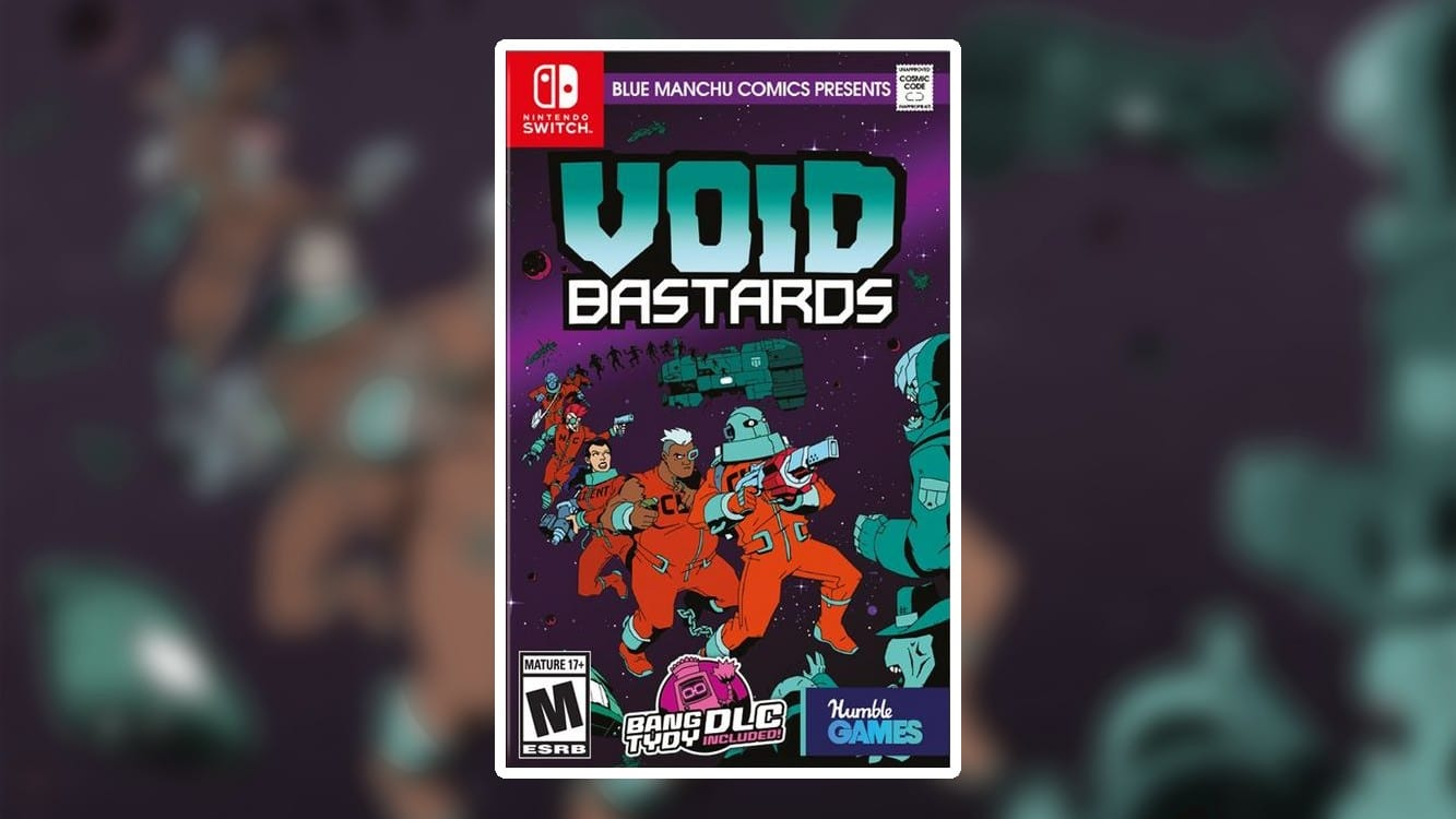 Void Bastards – Physical Release coming