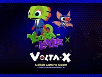 Volta-X – Yooka-Laylee Collaboration announced