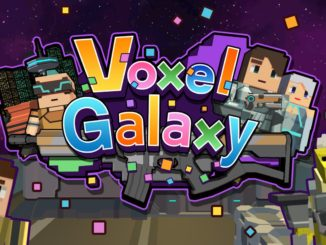 Release - Voxel Galaxy