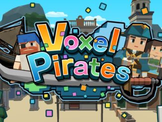 Release - Voxel Pirates