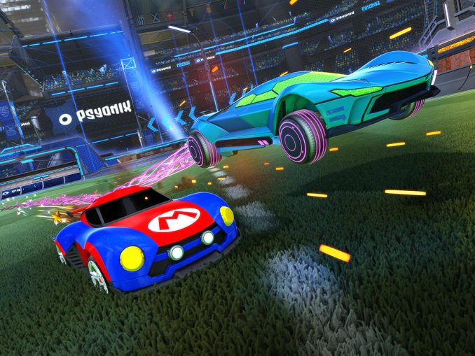 News - Early leavers Rocket League heavily penalized
