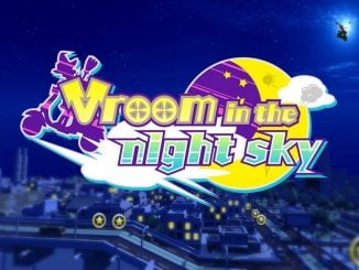 Release - Vroom in the night sky