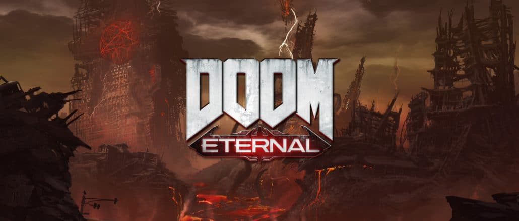 DOOM Eternal Bethesda E3 2019 Showcase Teaser