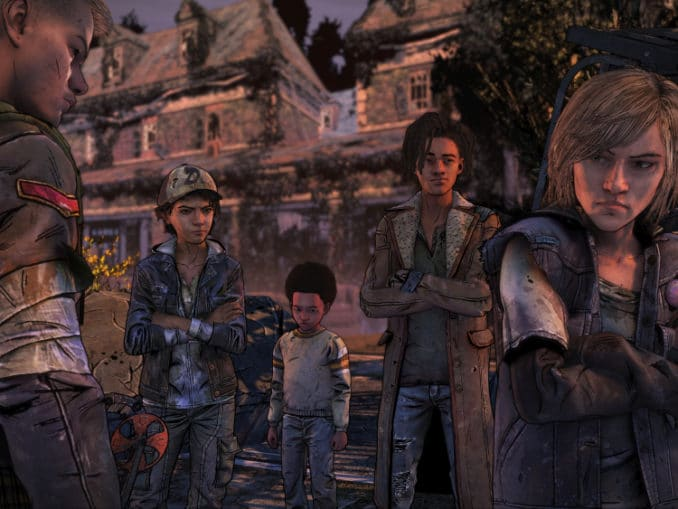 Nieuws - Walking Dead: The Telltale Series – Episode 4 – 26 Maart