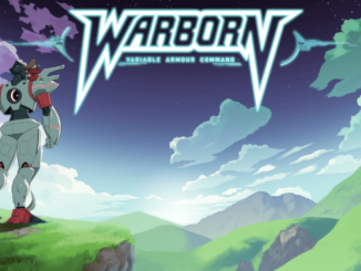 Warborn –  New trailer, launching Spring 2020
