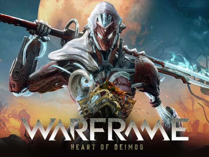 Nieuws - Warframe – Heart of Deimos is uit