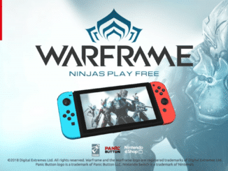 Warframe's Esteem Pack available as exclusive