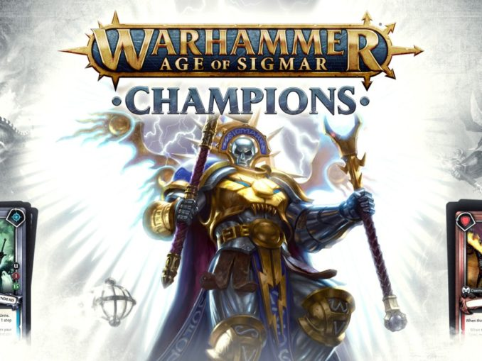 Release - Warhammer Age of Sigmar: Champions