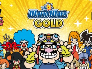 WarioWare Gold launch trailer