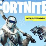 Warner Bros announces Fortnite Deep Freeze bundle November 2018