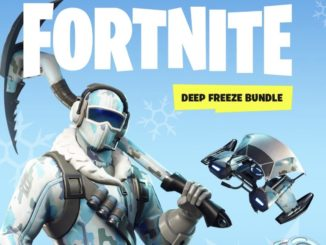 Warner Bros kondigt Fortnite Deep Freeze bundel aan voor November 2018
