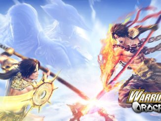 Release - WARRIORS OROCHI 4