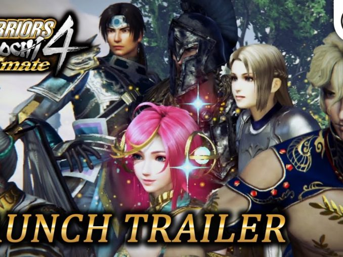 Nieuws - Warriors Orochi 4 Ultimate – Launch Trailer