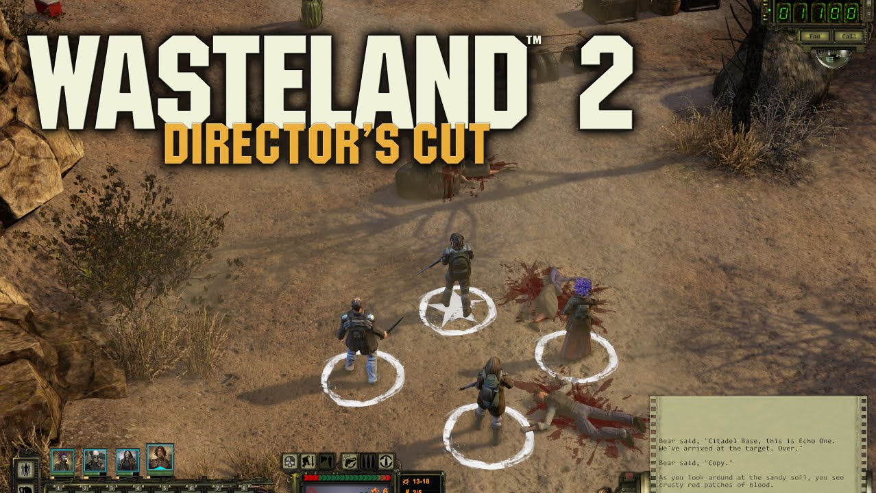 Wasteland 2: Director's Cut Launch Trailer