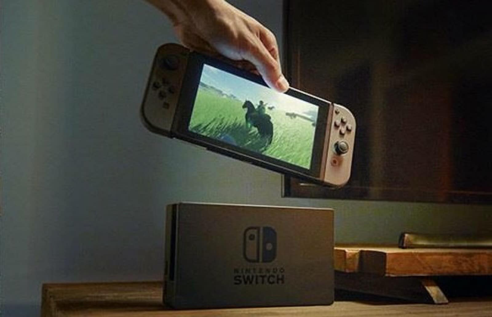 What do you do more; Handheld or Docked?