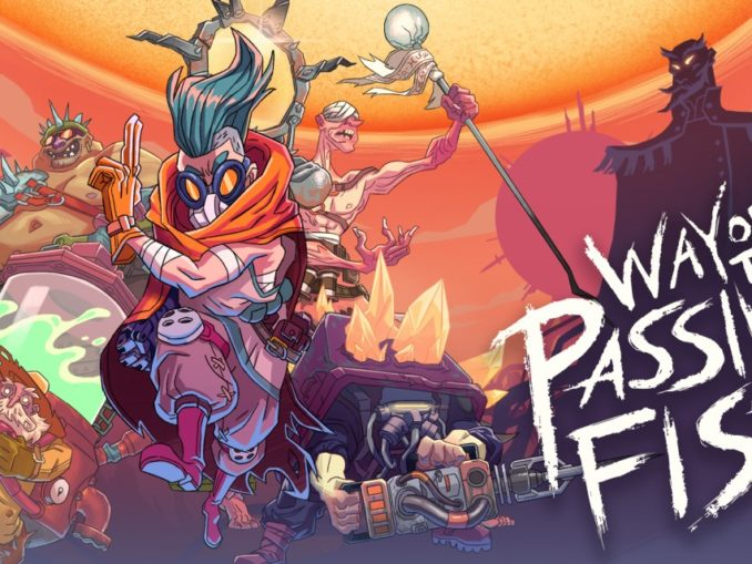 Release - Way of the Passive Fist