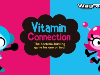 WayForward reveals Vitamin Connection as exclusive, physical edition by Limited Run Games