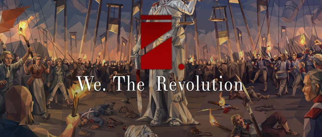 We. The Revolution – 35 Minutes footage