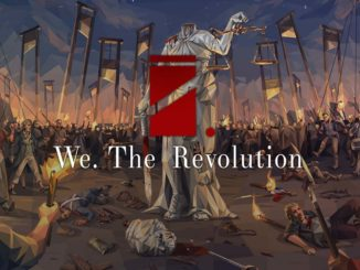 We. The Revolution – 35 Minuten footage