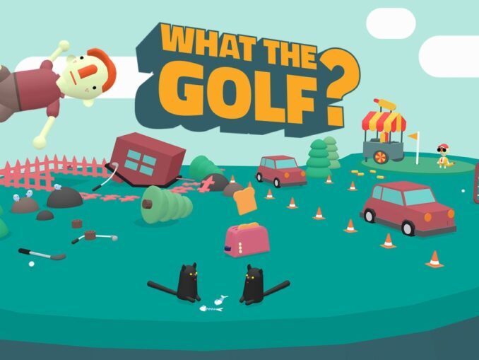 Release - WHAT THE GOLF?
