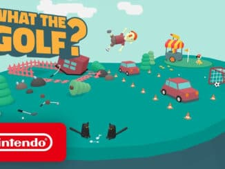 What The Golf? coming May 21st with exclusive 2 player party mode