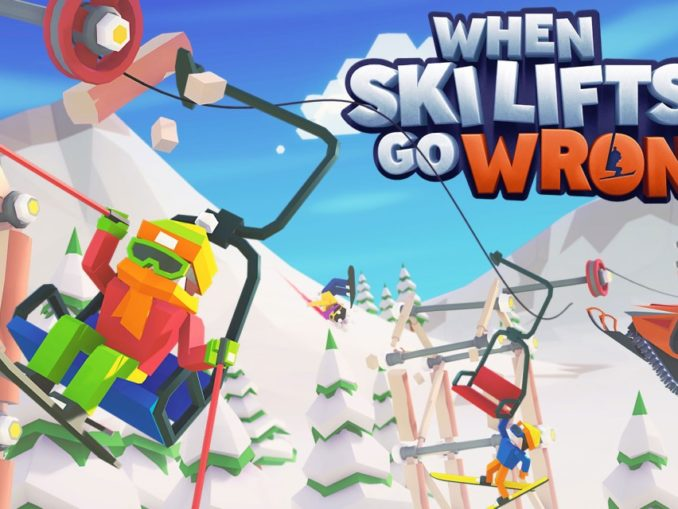Release - When Ski Lifts Go Wrong