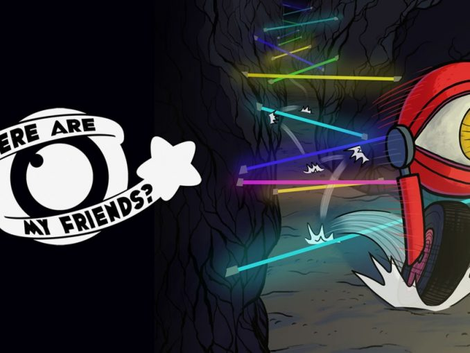 Release - Where Are My Friends?
