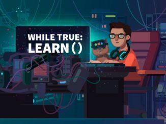Release - while True: learn()