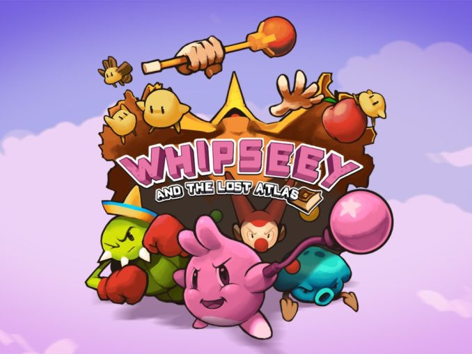 Release - Whipseey and the Lost Atlas