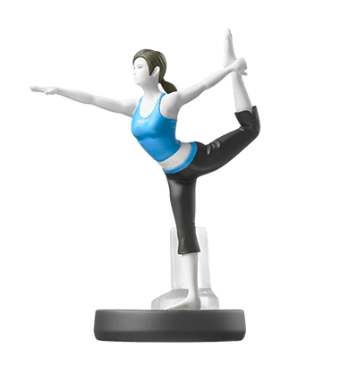 Release - Wii Fit Trainer