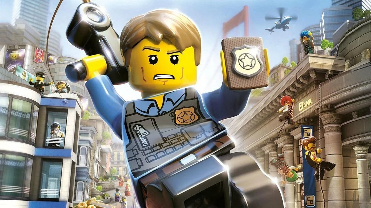 Wii U And 3DS eShops – LEGO City: Undercover titles removed