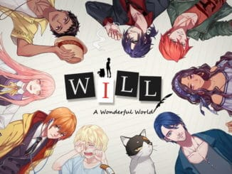 WILL: A Wonderful World fysieke editie komt?