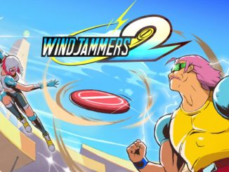 Windjammers 2 – First Gameplay Trailer