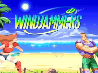 Windjammers patch available