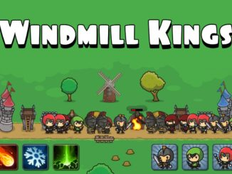 Release - Windmill Kings
