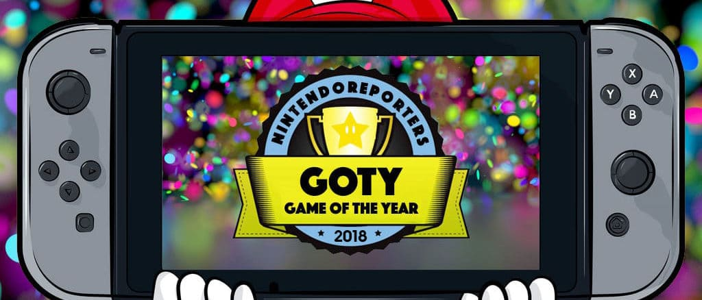 Winnaars – Game of the Year 2018