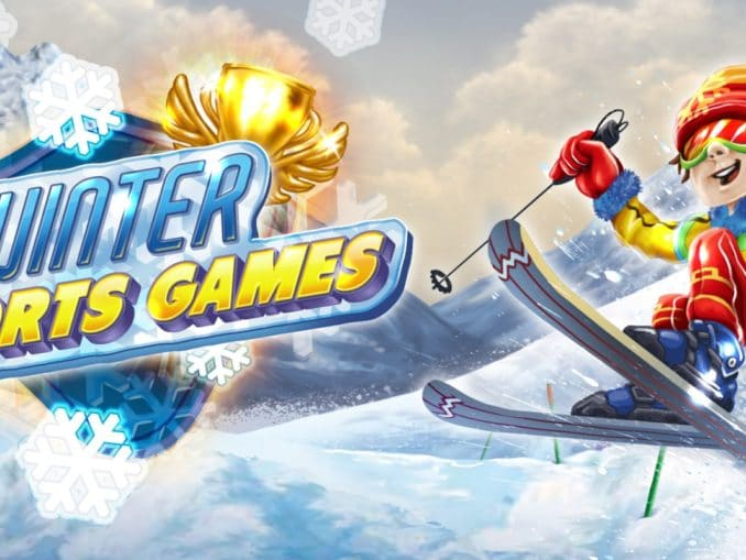 Release - Winter Sports Games