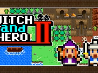 Release - Witch & Hero 2