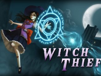Release - Witch Thief