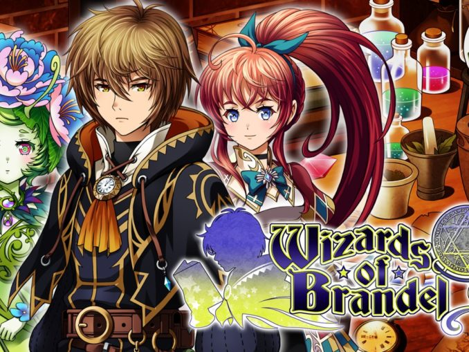 Release - Wizards of Brandel