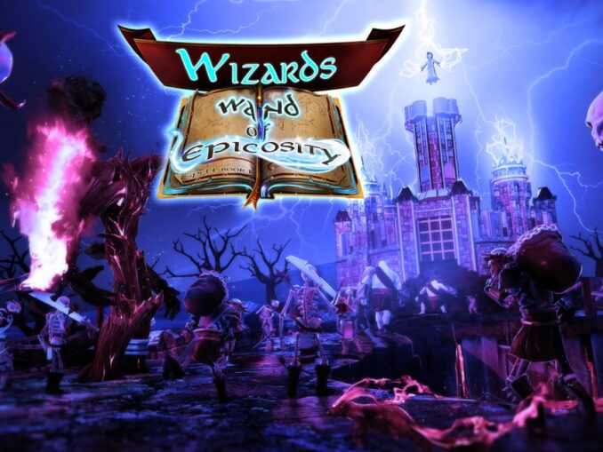 Release - Wizards: Wand of Epicosity