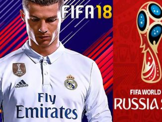 WC Update FIFA 2018 available