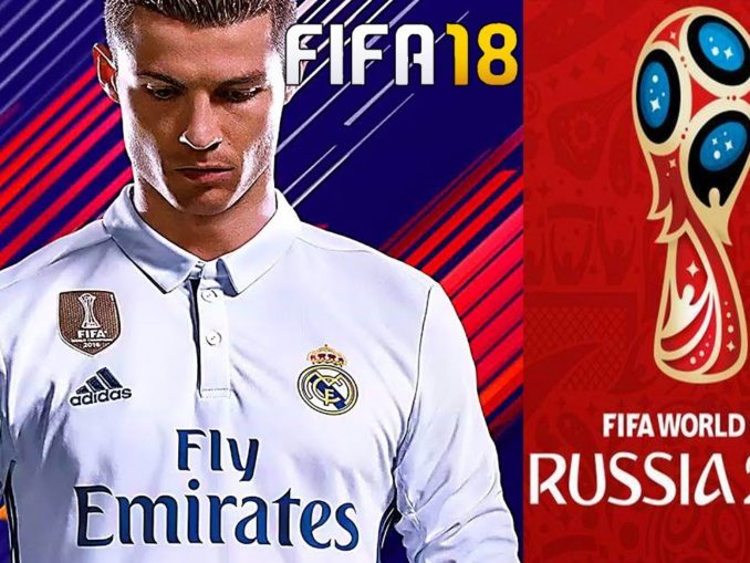 News - WC Update FIFA 2018 available