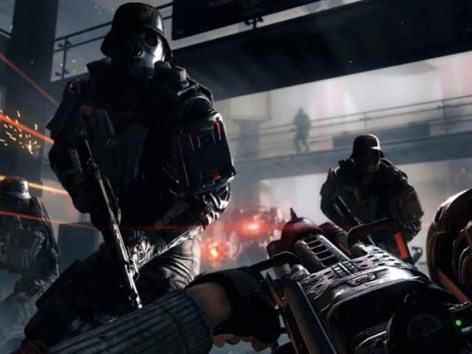 News - Wolfenstein II: The New Colossus lanceert 29 juni