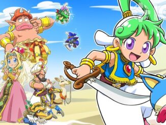 Wonder Boy – Asha In Monster World aangekondigd