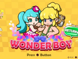 Wonder Boy Returns Remix Rated in South Korea