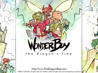 Nieuws - Wonder Boy: The Dragon's Trap retail voor Europa in April