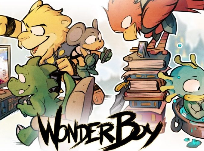Geruchten - Wonder Boy Universe: Asha in Monster World op komst?