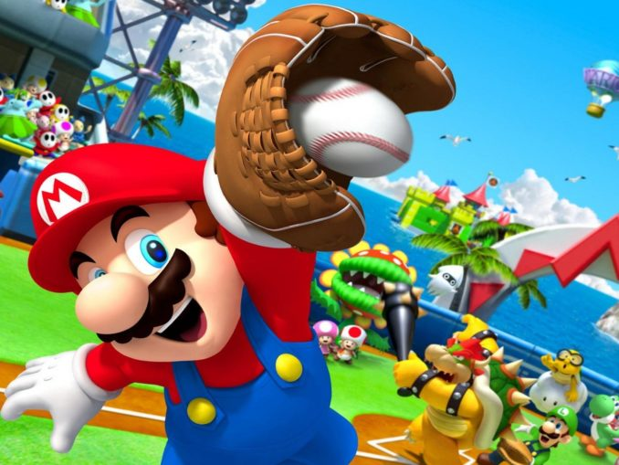 News - Workaholic Mario seems to have 7 jobs